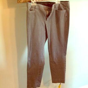 Banana Republic Sloan Pant Size 4